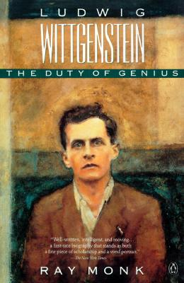 Ludwig Wittgenstein By Monk, Ray